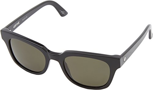 ve Gloss Black Polarized Sunglasses ()