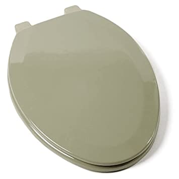 harvest gold toilet seat. Comfort Seats C1B4E2 53 Deluxe Molded Wood Toilet Seat  Elongated Harvest Gold