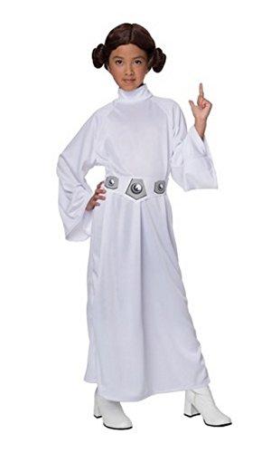 Rubie's Star Wars Princess Leia Child Costume - Large