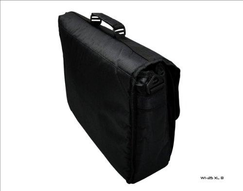 Style Professional Elite for TGC Case Bag 2350 Novatech Black Laptop Messenger 5Aa8xq8wf