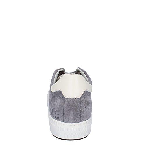DACQUASPARTA Sneakers Uomo 40 EU Grigio Camoscio