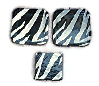 Zebra Plates - 5