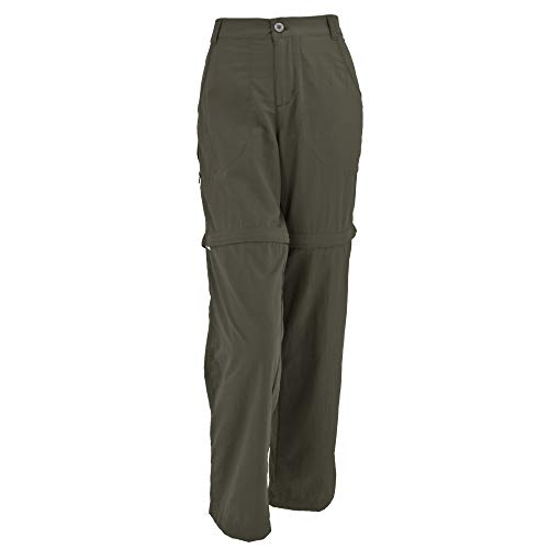 - White Sierra Women's Sierra Point 31-Inch Inseam Convertible Pant (Forest Night, X-Small)
