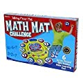 Learning Resources Math Mat Challenge Game Gr Pk & Up   Learning Toys