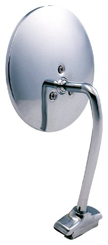 Fender Mount Mirror - Fit System 1705 Clamp-on Mount Universal Mirror