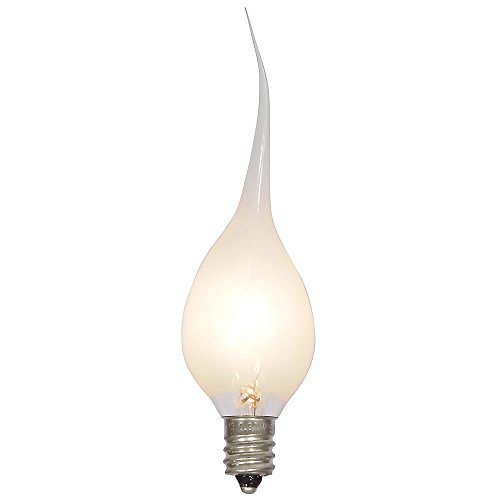 12PK - Vickerman C7 Flicker Silicone Bulb