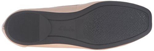 Clarks Women's Candra Blush Flat, Gold/Metallic, 10 M US by CLARKS (Image #3)