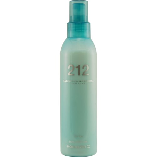212 On Ice By Carolina Herrera For Women. Cooling Lotion 6.7 Oz Edition 2003.