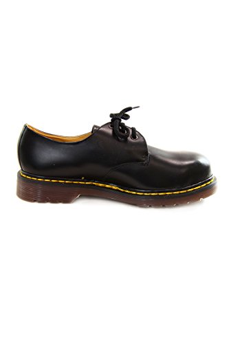 Dr. Martens Vintage Safety Steel Toe Shoes Black 3 Eyelet B-FH1925Z EU43 UK9
