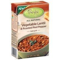 Pacific Foods Soup Rte Vgtb Lentil Rstd Pppr by Pacific Natural Foods