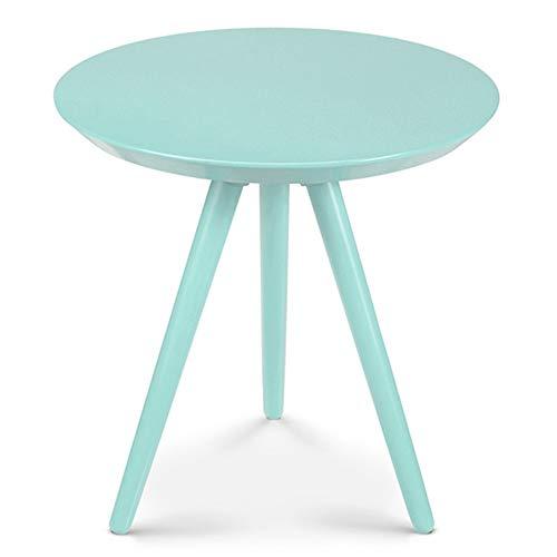 Axdwfd Table Basse En Bouleau Petite Table Ronde Pour