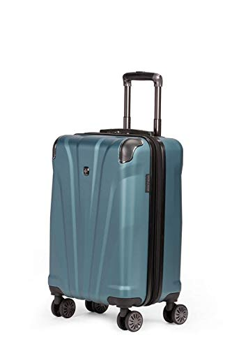 "Swiss Gear 7330 19"" Expandable Hardside Spinner Luggage - Te"