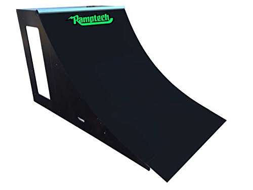 Ramptech 4' Tall x 4' Wide Quarterpipe Ramp
