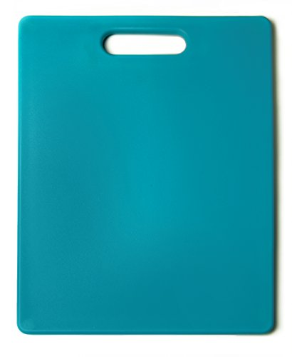 Architec G14-TQ Original Non-Slip Gripper Cutting Board 11' x 14' Turquoise