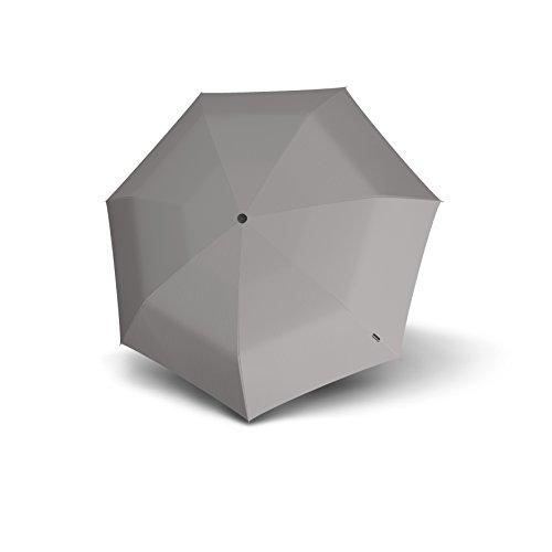 Price comparison product image Knirps 1100-0601 E-Series Auto Open/Close Umbrella, One Size (Grey)