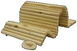 Large Flexible Wood Ladder Hideout 22\