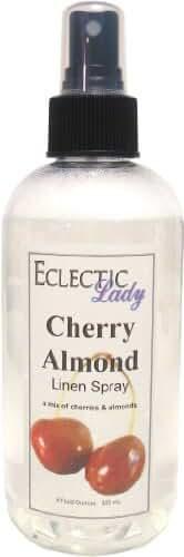 Cherry Almond Linen Spray, 16 ounces
