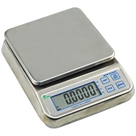 LW Measurements PORTION CONTROL FOOD KITCHEN 3 Lb WASHDOWN DIGITAL SCALE STAINLESS