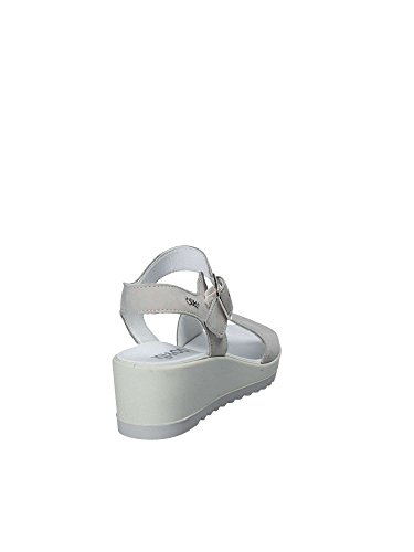 39 Sandalo amp;CO 1173 Donna Grigio Zeppa IGI gHYPaqww