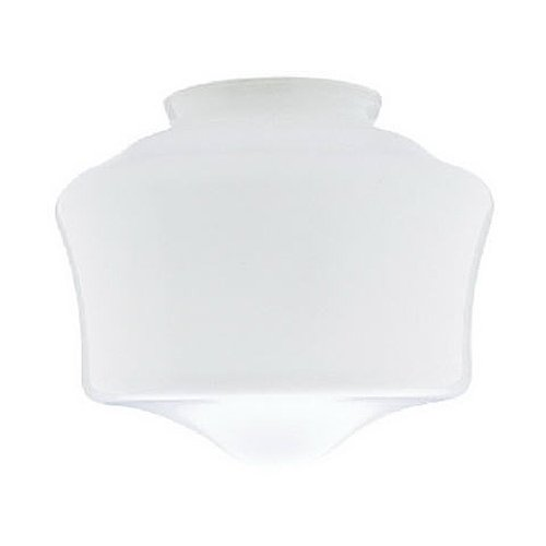 Westinghouse Lighting  85578 Corp 7-1/2-Inch Schoolhouse Replacement Globe, White