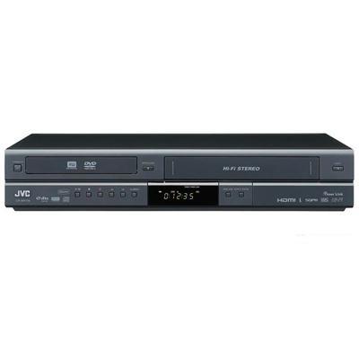 JVC DRMV78B Tunerless DVD Video Recorder & VHS