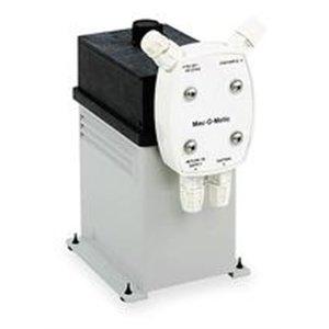 Diaphragm Metering Pump, 12 GPD, 100 PSI by MEC-O-MATIC