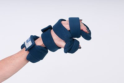 Comfy Splints Progressive Rest Hand W/ Five Straps (Finger Separator Included) - Adult, Right - 1 Each / Each - 24-3316 by Comfy Splints