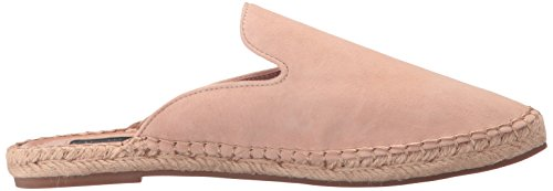 STEVEN by Steve Madden Womens Jazlyn Flat Natural Suede