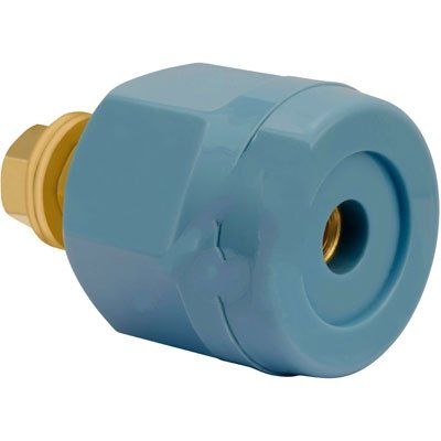 ; Blue Max. Superior Electric RP50GBL Electrical Connector; Pin Receptacle; 0.25 in; 1.25 in; 0.25 in.
