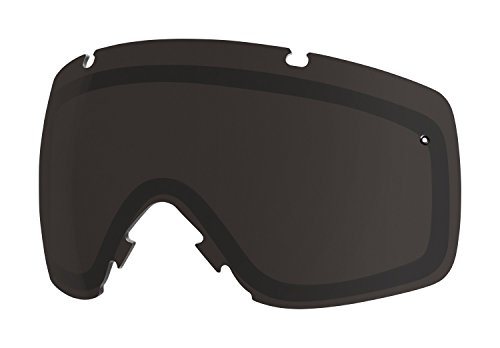 Smith Squad Replacement Goggle Lens Blackout, One Size by Smith Optics