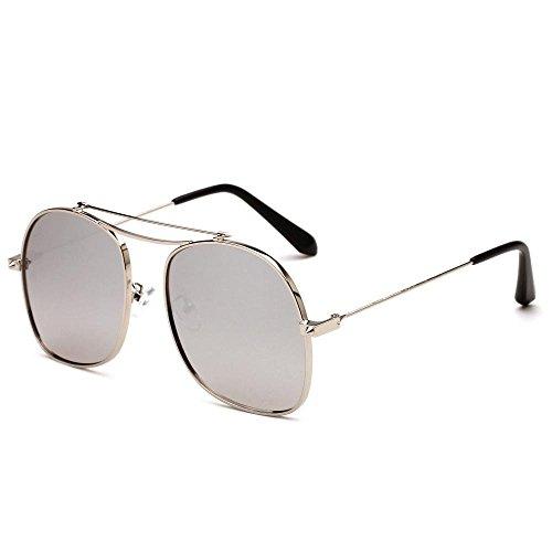 Shing Metal Eye Tendencia Gafas Europea B Axiba Gafas Sol Regalos Sol de Cat Hombres el de los de creativos Iw67xqOg