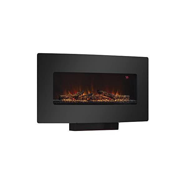 Wall Mounted Stand Electric Indoor Portable Fireplace Heater For