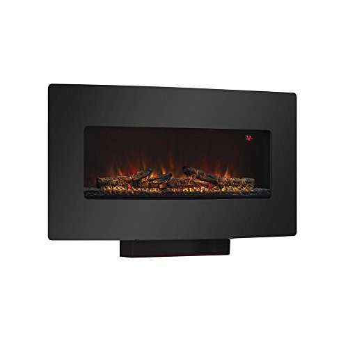Wall Mounted/ Stand Electric Indoor Portable Fireplace Heater for ...