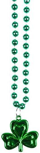 Irish Shamrock 8mm Bead Chain 33