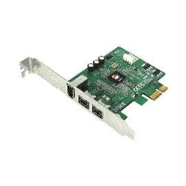 - SIIG FireWire NN-E38012-S3 3Port PCI-E RoHS 800 (2x9pin 1x6pin) PCI Express Card Electronic Consumer Electronics