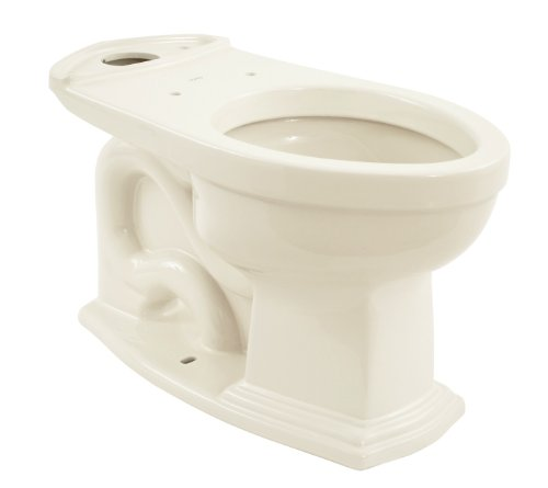 TOTO C784EF#11 Clayton ADA Compliant Elongated Bowl, Colonial White