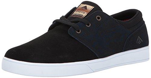 EmericaThe Figueroa - Scarpe da Skateboard Uomo, (Navy/Black), 40