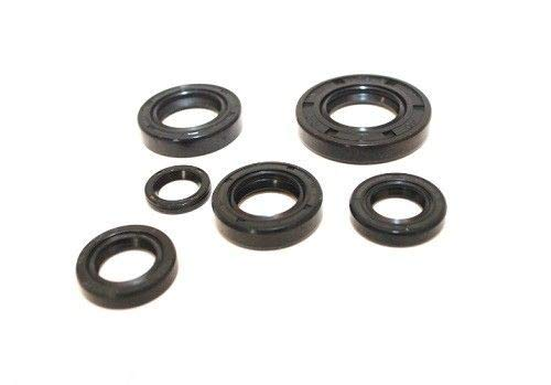 (Engine Oil Seals Kit for Honda CR80R 1994 1995 1996 1997 1998 1999 2000 2001 2002)