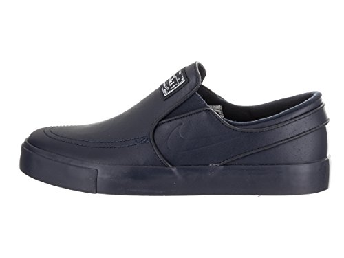 Nike Herren Zoom Stefan Janoski Slip Prm Skateschuh Obsidian / Obsidian / Weiß