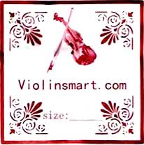 ViolinSmart strings set for 1/4 size violin
