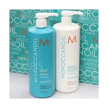 Moroccanoil hydrating Shampoo and Conditioner Liter Duo 33 oz