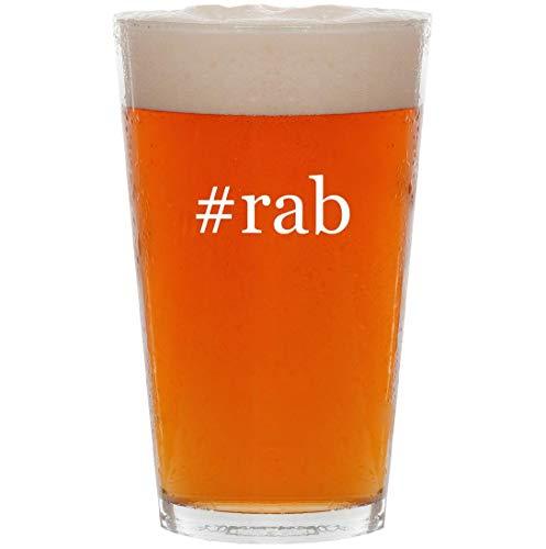 (#rab - 16oz Hashtag All Purpose Pint Beer Glass)