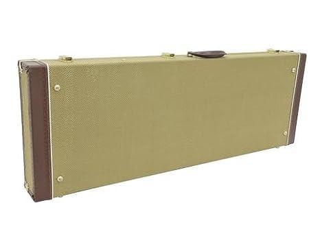 Set 2 x Maleta de guitarra PAGGER para guitarras eléctricas, madera ...