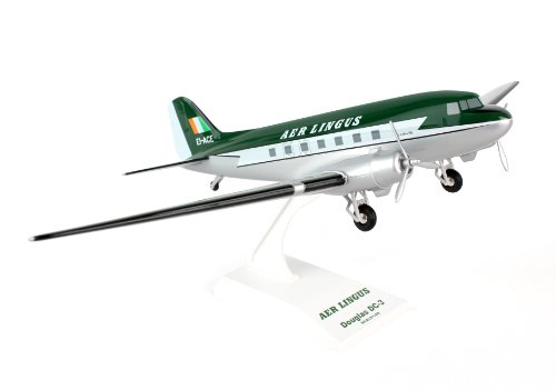 Daron Skymarks Aer Lingus Dc 3 Model Kit  1 80 Scale