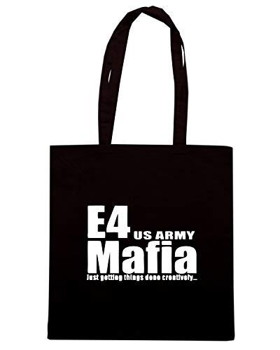 Shopper OLDENG00469 Speed E4 MAFIA Shirt Nera Borsa qOwxT0wp