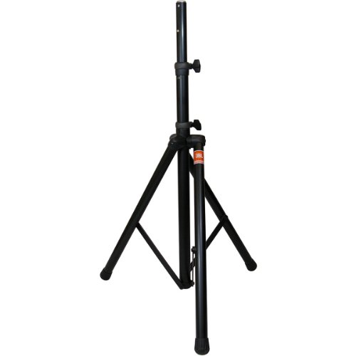 JBL Professional JBL JBLTRIPOD-MA Aluminum Tripod Speaker Stand with Secure Locking Pin and 150 lbs Load Capacity (JBLTRIPOD-MA)
