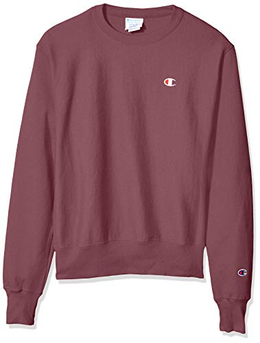Champion LIFE Men's Reverse Weave Sweatshirt, Team Maroon, X-Large