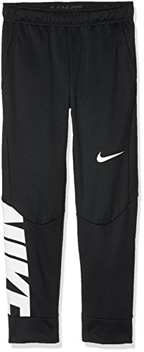 Boys Colore Taglia white Nike bianco Black Training Nero 'therma Pants I0wdYSqd