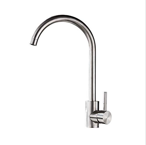 Kitchen Faucet, Mixer Tap for Kitchen Sink, Modern Bathroom Sink Hot and Cold Water Basin Mixer