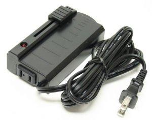 Switch Floor Dimmer Lamp - Satco 90-1070 Black Floor Slide Lamp Dimmer, Rated 500W 120V 4.3A